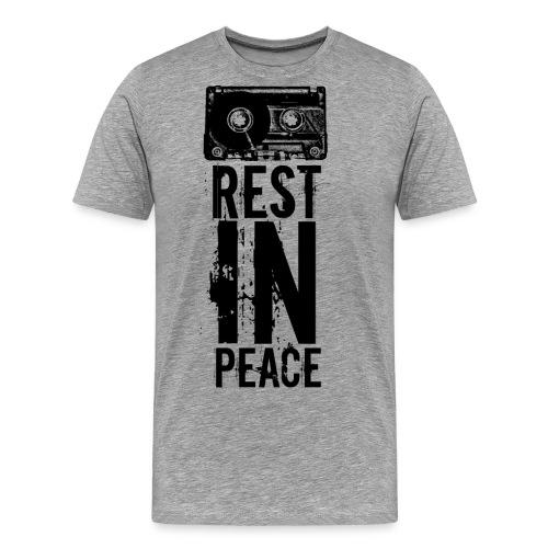 cassette - Männer Premium T-Shirt