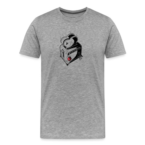 Broodrooster huis - T-shirt Premium Homme