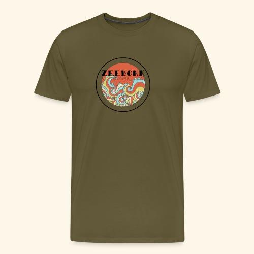 zeebonkwaves - Mannen Premium T-shirt