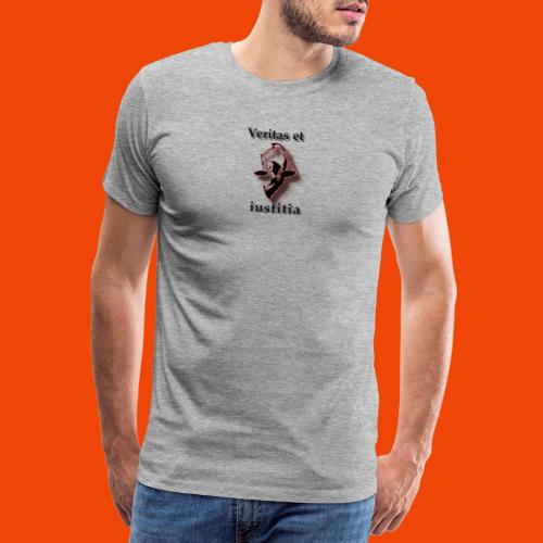 justitia - Männer Premium T-Shirt