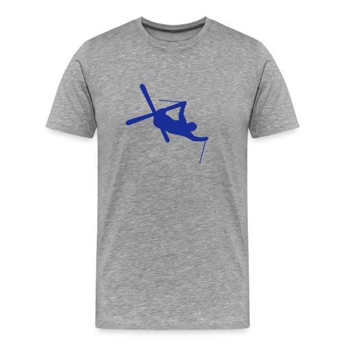 gross logo gerhardbloechl - Männer Premium T-Shirt
