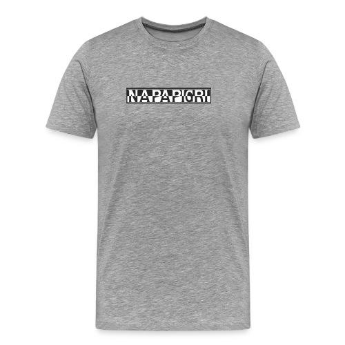 Napapigri - Maglietta Premium da uomo