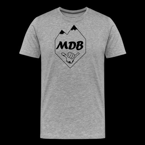 Madabe Logo Shirt - Männer Premium T-Shirt