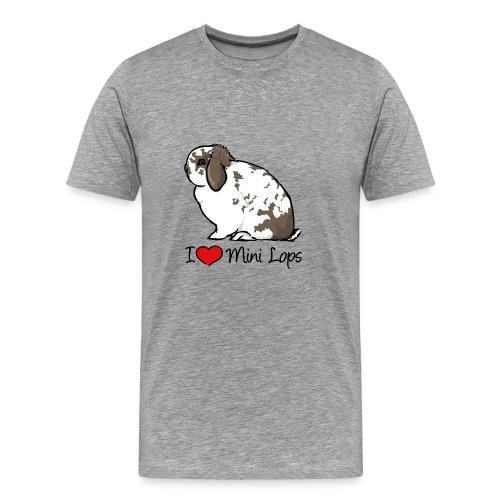 _minilopUK - Men's Premium T-Shirt