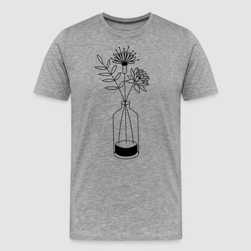 Flowers - T-shirt Premium Homme