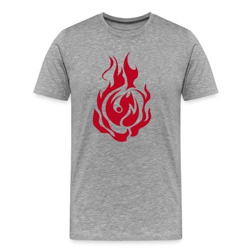 feu - T-shirt Premium Homme