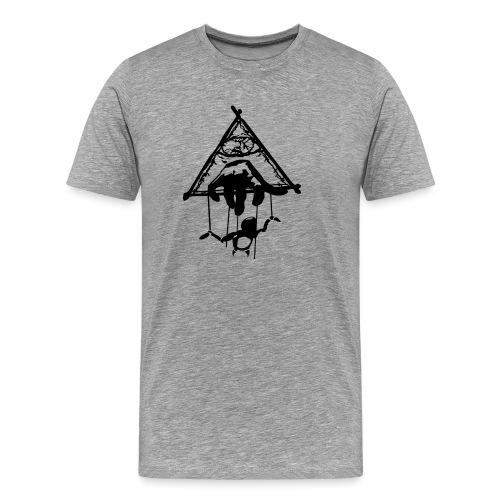 Killuminati Symbol - Männer Premium T-Shirt