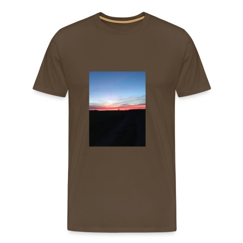 late night cycle - Men's Premium T-Shirt
