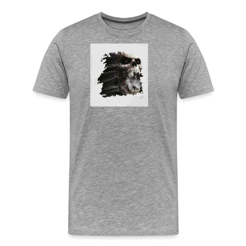 Tortenkopf - Männer Premium T-Shirt