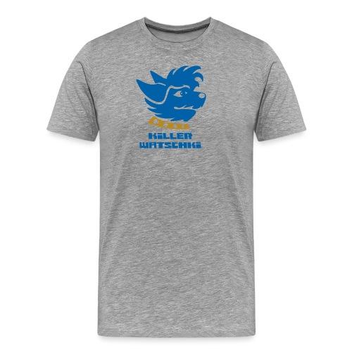 KW Logo7 - Männer Premium T-Shirt