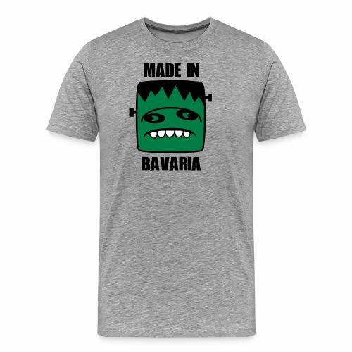 Fonster made in Bavaria - Männer Premium T-Shirt