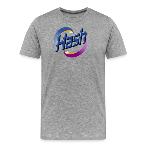Hash Baby - Männer Premium T-Shirt