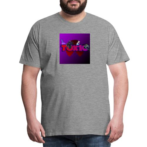 toxic paita - Miesten premium t-paita
