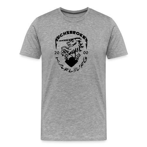 backlogo - Männer Premium T-Shirt
