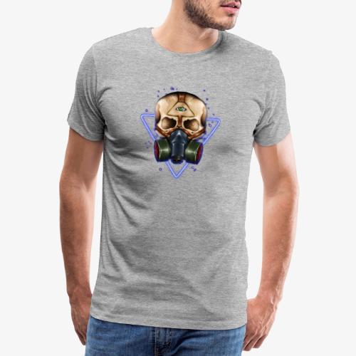 Galaxie toxique - T-shirt Premium Homme