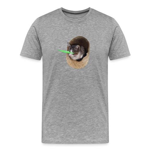 chatlazer - T-shirt Premium Homme