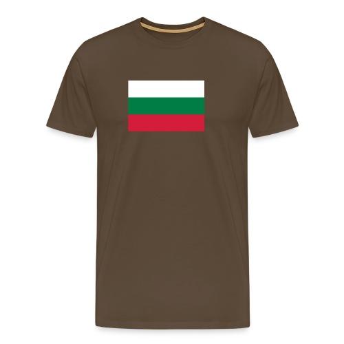 Bulgaria - Mannen Premium T-shirt