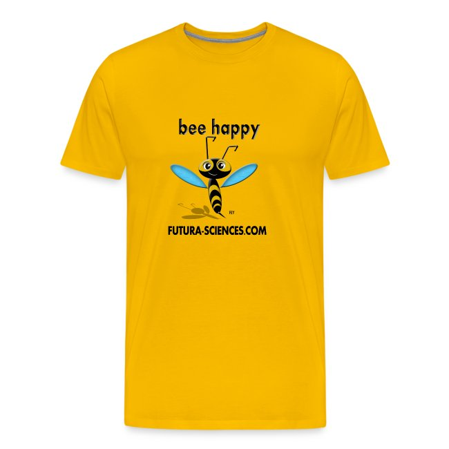 bee happy bon dpi black
