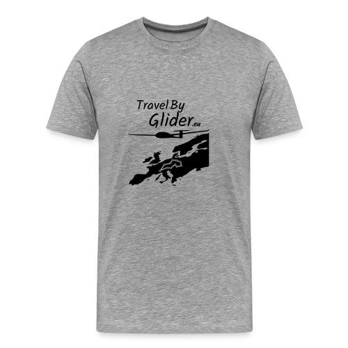 TravelByGlider Taurus - Männer Premium T-Shirt