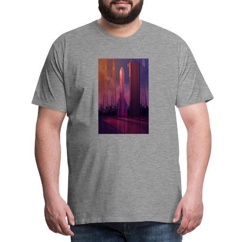 Ariane 6 by Pascal Campion - Men's Premium T-Shirt