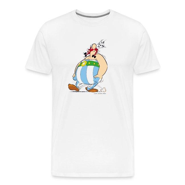 Asterix & Obelix - Obelix sifflant