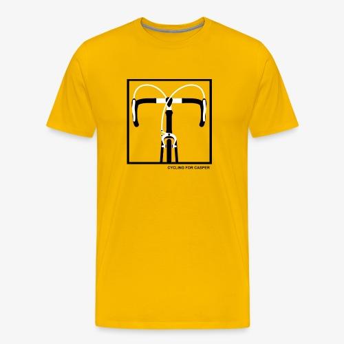 Bicycle steer 2 - Mannen Premium T-shirt