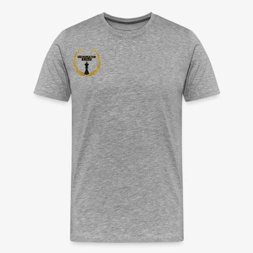 Chessmatch Boxing official logo - Men's Premium T-Shirt