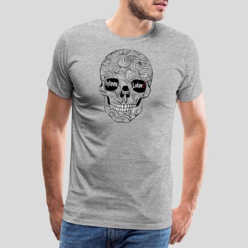 FYLZ - GreySkull - T-shirt Premium Homme