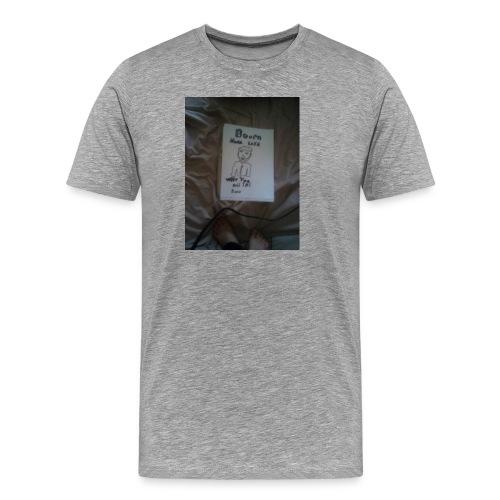 Boom shaka laka why you call the doctor - Men's Premium T-Shirt