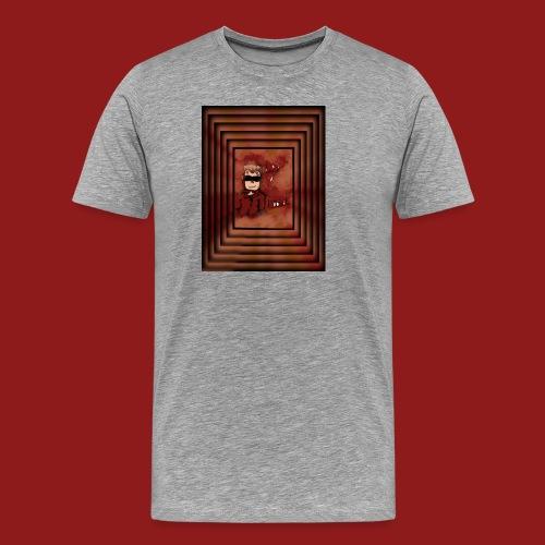 Warrior of ligth - Camiseta premium hombre