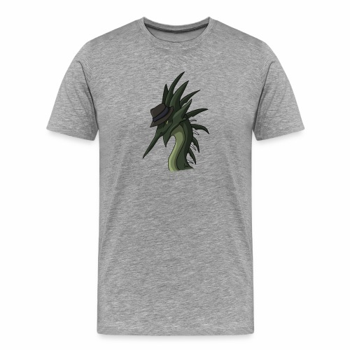Sneaky officeal Monster Edition - Männer Premium T-Shirt