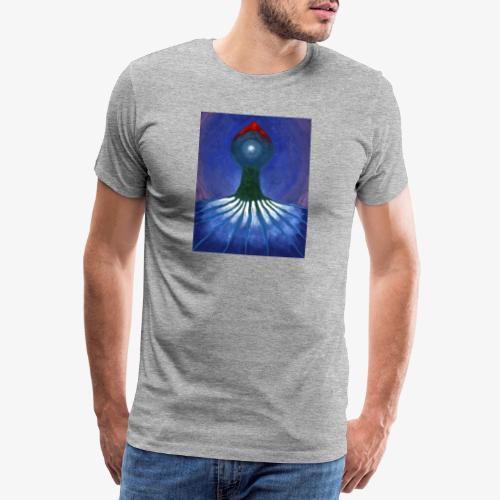 Drzewo Samotne - Koszulka męska Premium