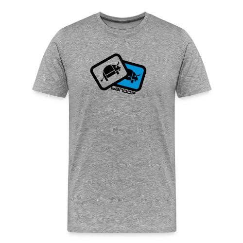 Banoop Tag Mug - Men's Premium T-Shirt