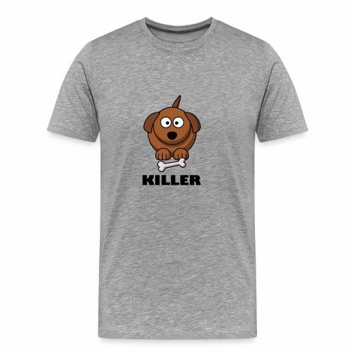 Killerdog - Männer Premium T-Shirt