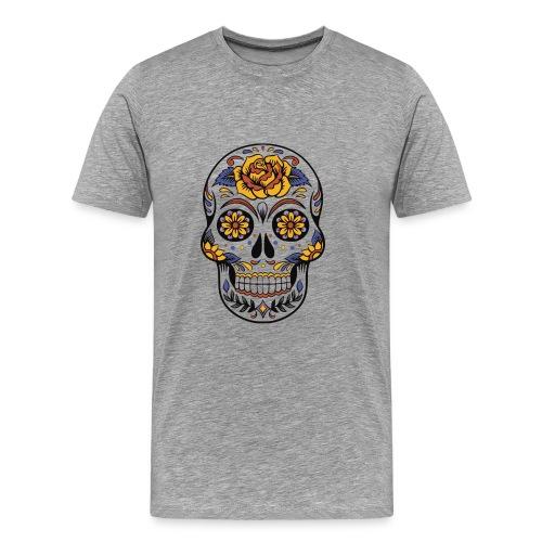 Jour des morts - T-shirt Premium Homme