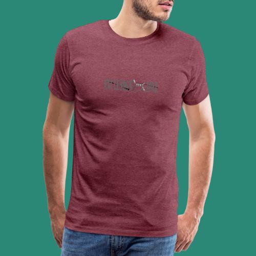 EXCLUSION ZONE - Männer Premium T-Shirt