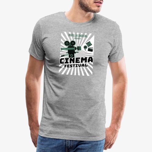 Cinema 3V - Camiseta premium hombre