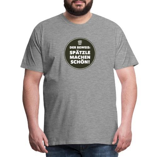 Beweis - Männer Premium T-Shirt