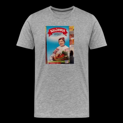 Babushka's fines - Men's Premium T-Shirt