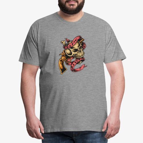 Death Or Alive - T-shirt Premium Homme