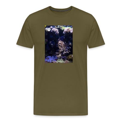 Sea Life - Miesten premium t-paita