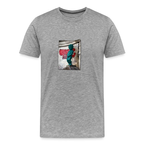 TAG mannekenpis - T-shirt Premium Homme