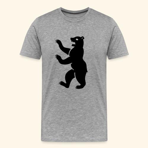 Bär - Männer Premium T-Shirt