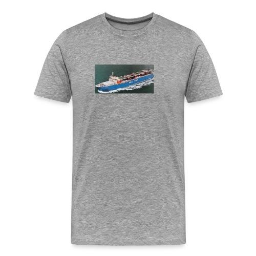 Bell Pioneer jpg - Mannen Premium T-shirt