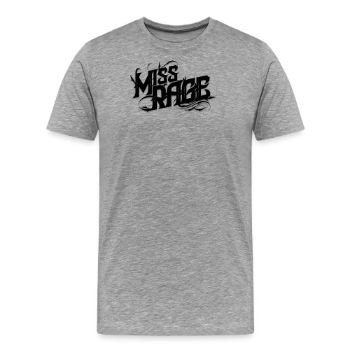 Logo black png - Men's Premium T-Shirt