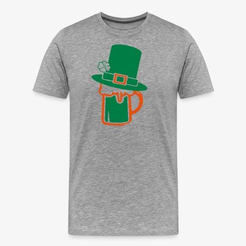 Kobolt Bier - Männer Premium T-Shirt