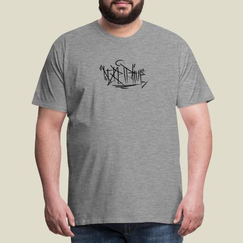 dizruptive tag2 - Männer Premium T-Shirt