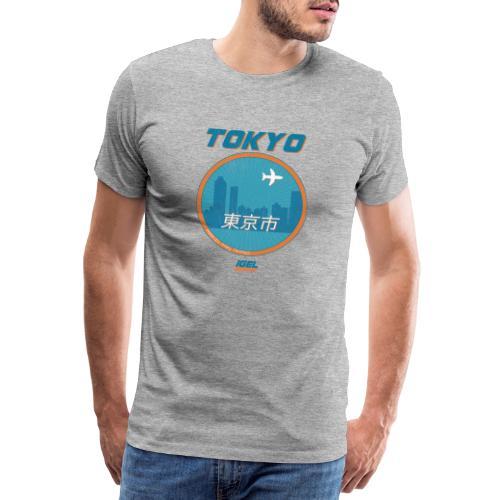 Tokyo - Männer Premium T-Shirt