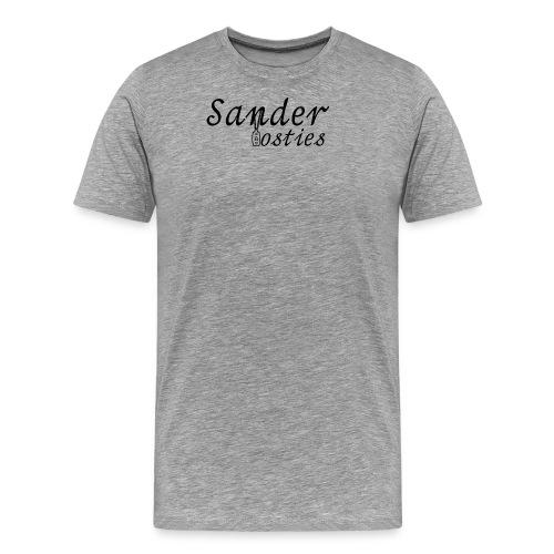 Sanderosties - Mannen Premium T-shirt