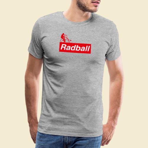 Radball   Red - Männer Premium T-Shirt